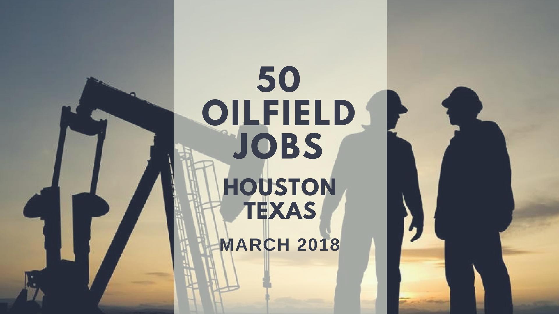 Houston Texas Jobs