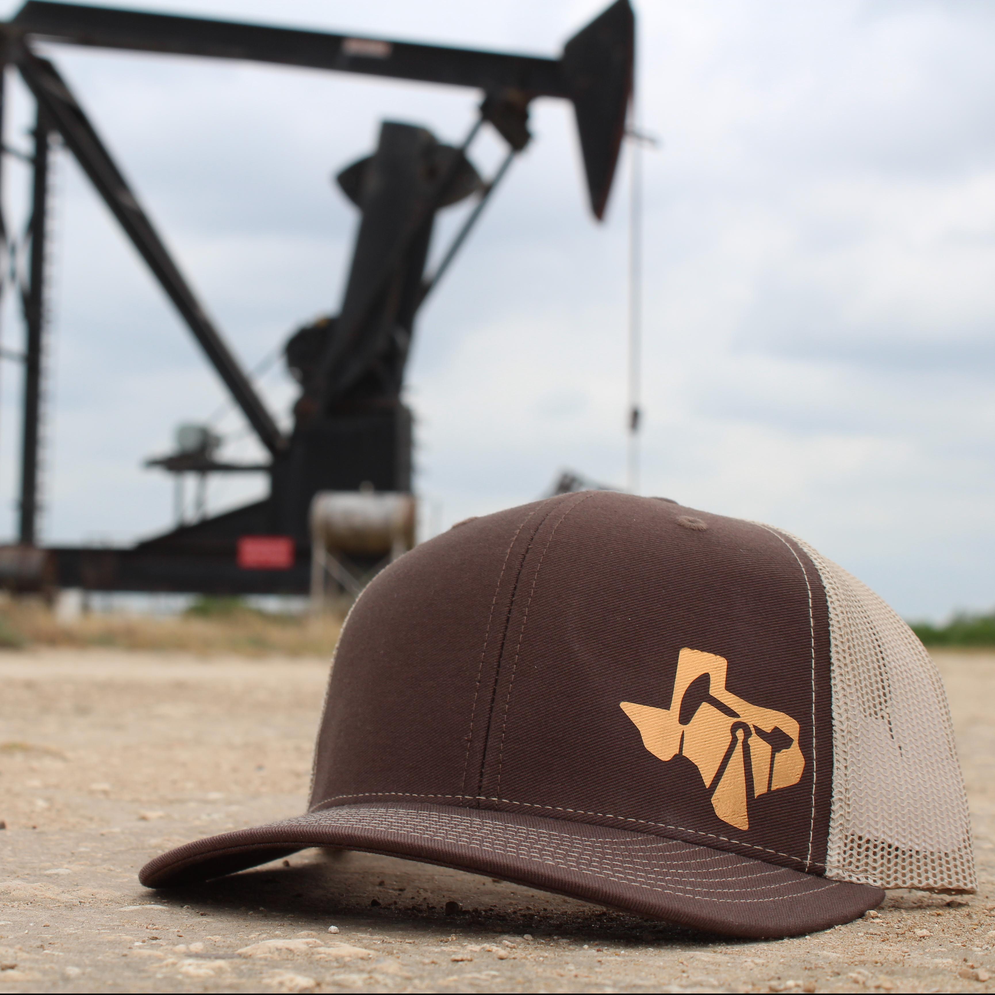 best sneakers d6f9d 4053d ... norway texas oilfield cap rustic bronze 5f2e1 7b7e0